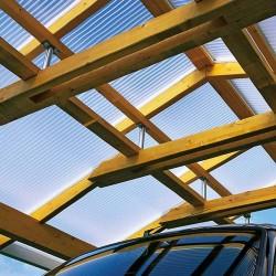 PLEXIGLAS utilizat la acoperisuri - Plexiglas pentru acoperisuri si terase
