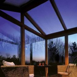 PLEXIGLAS Resist utilizat la terase - Plexiglas pentru acoperisuri si terase