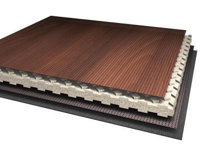 Placa standard ProAkustik - Placi fonoabsorbante