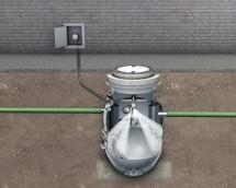 Separator Lipumax-P-DM - Separator de grasimi din polietilena LIPUMAX P