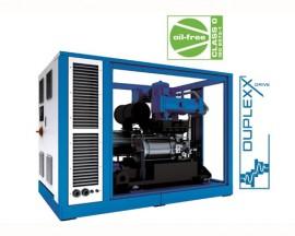 Compresoare fara ulei Duplexx - Compresoare Duplex