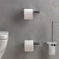 Accesorii A-XES - Suporti pentru hartie si perie de WC - Accesorii pentru baie A-XES