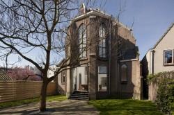 Biserica Residential XL din Utrecht transformata in locuinta - Biserica Rezidentiala XL din Utrecht, Olanda transformata in locuinta moderna