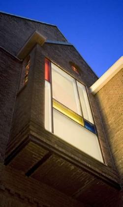 Biserica Vietii din Utrecht, Tarile de Jos transformata in locuinta moderna NL_boekje_Kapel_Utresggfcht