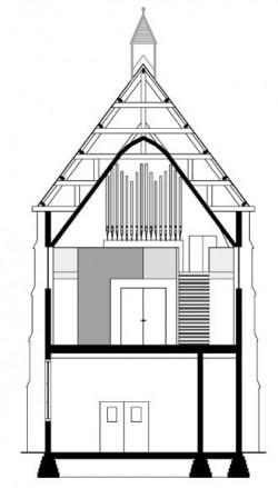 Biserica Vietii din Utrecht, Tarile de Jos transformata in locuinta moderna NL_boekje_Kapel_Utrecht