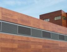 Centre sanatate - Utilizari Panouri din lemn pentru placari