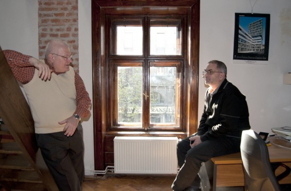 Andreescu&Gaivoronschi - Un dialog degajat pe teme de lucru