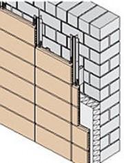 Substructura verticala din aluminiu - Asamblare