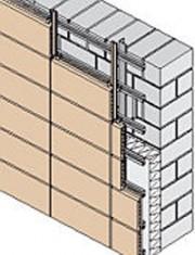 Substructura orizontala din aluminiu - Asamblare