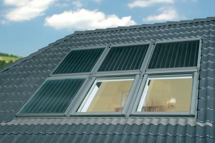 SKW - Panouri solare pentru apa calda - Fakro - Panouri solare pentru apa calda Fakro