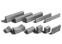 Modele de borduri - Borduri din beton cu strat rezistent la uzura