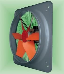 Ventilator Seria Vorticel MP Mozzo Rosso - 1 Ventilator
