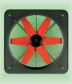 Ventilator Seria Vorticel E MOZZO NERO - 3 Ventilator