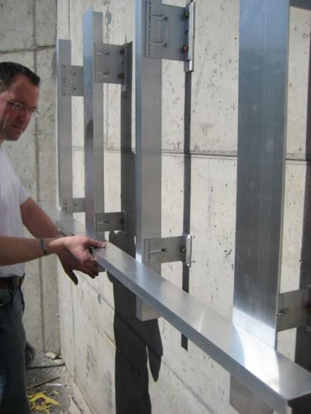 Sisteme de fixare a placajelor decorative pentru fatade - Fixari fatade ventilate - Mage
