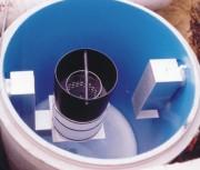 Instalatie de separare lichide usoare din beton armat - Oleopator K - Instalatii de separare lichide usoare din beton armat