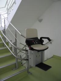 Lift pentru scari (servoscara) - HIRO 160 - Lifturi pentru scari (servoscara) - Hiro 160