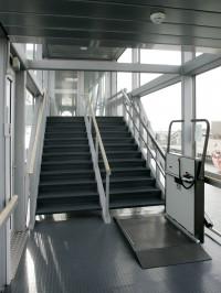 Platforma inclinata pentru scari - HIRO 350 - Platforme inclinate pentru scari - Hiro 350