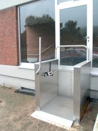 Platforma verticala - HIRO 450 - Platforma verticala - HIRO 450