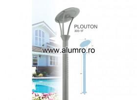 Stalpi de iluminat din aluminiu turnat sau extrudat - PLOUTON - Stalpi de iluminat