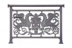 AL FLEX - Balustrada clasica - Dragon - Balustrade clasice