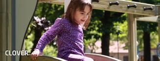 CLOVER - Echipamente de joaca pentru copii - CLOVER