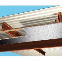 Folie termoizolanta utilizare - Hale industriale - MB Retro Roof - Foli termoizolante - Reflectix - Aplicatii