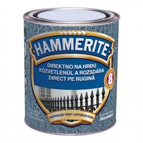 Vopsea pentru metal Hammerite cu efect de lovitura de ciocan - 0,75l 3D - Vopsea pentru metal Hammerite