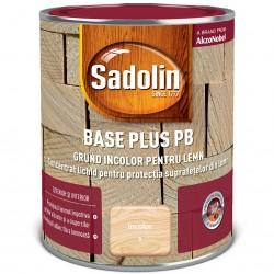 Grund pentru protectia lemnului - Sadolin Base Plus PB - Grund pentru protectia lemnului - BASE PLUS PB