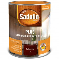 Lazur gros pe baza de apa - Sadolin Plus - Lazur gros pe baza de apa - Sadolin Plus