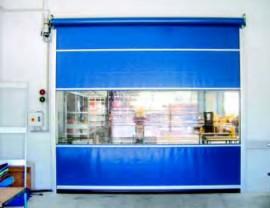 Minirapid AL - usa industriala rapida pentru interior - Porti