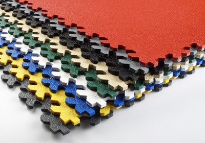 Placi industriale din PVC Multi Tile - paletar - Placi industriale din PVC Multi Tile