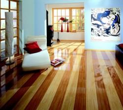 Parchet laminat HDM Superglanz bambus - Parchet laminat - Superglanz