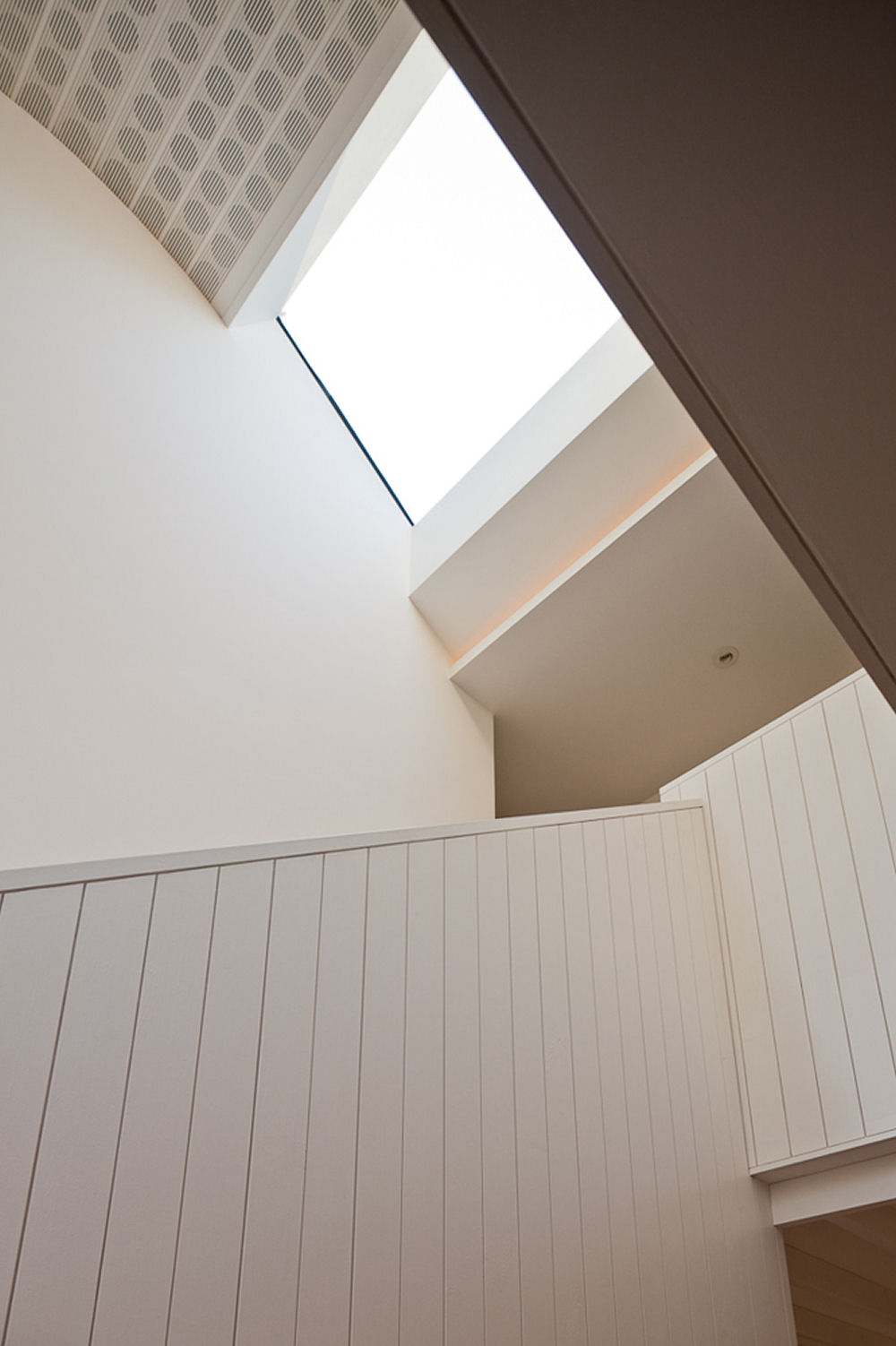Nick willson architects si joaca lor cu diverse materiale Architecture si