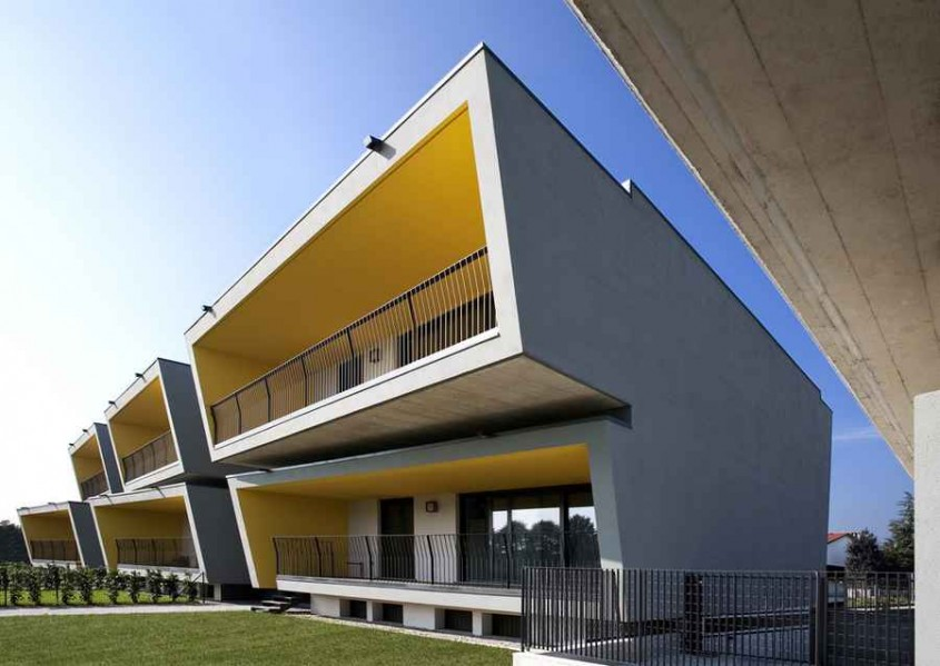 Complex de locuinte in zona Cremona - Shift Housing - Complex de locuinte in zona Cremona