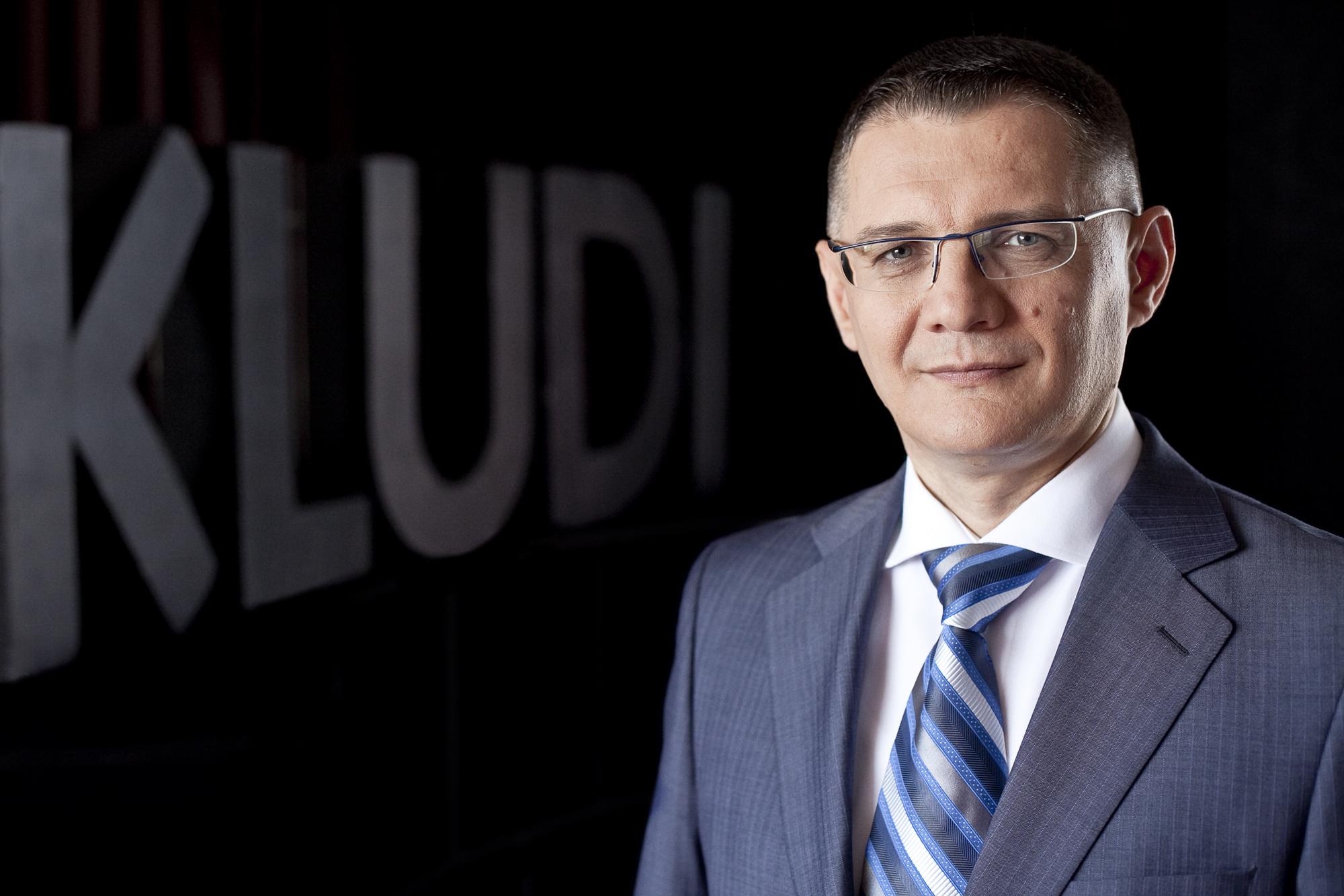 Florin Barabas, Managing Director Kludi Romania - Bateriile sanitare pentru baie si bucatarie de la KLUDI