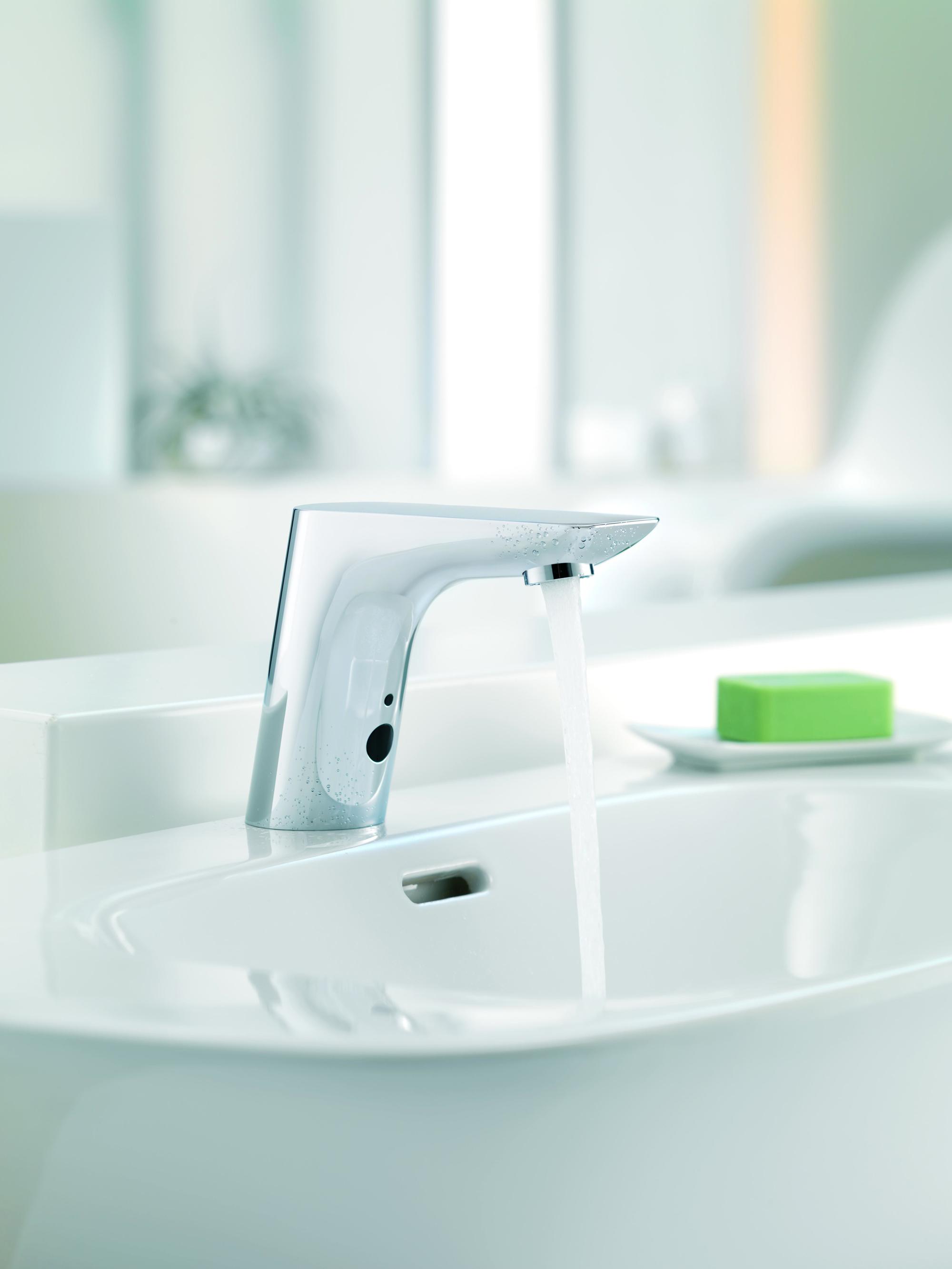 KLUDI BALANCE SENSOR - Bateriile sanitare pentru baie si bucatarie de la KLUDI