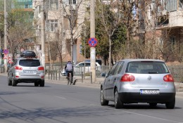 foto: Alina Miron - Cu bicicleta prin Bucuresti (foto: Alina Miron)