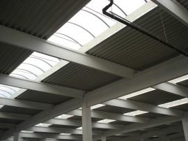European Retail Park Targu Mures (Baumax Auchan Media Galaxy Shopping Mall Mobilia) - Elemente prefabricate din