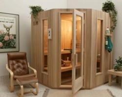 Sauna uscata modulara - Saune uscate - HOBBIT