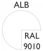 Culoare standard pentru casete structurale - ALB - Casete structurale - MBS - Culori