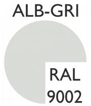 Culoare standard pentru casete structurale - ALB-GRI - Casete structurale - MBS - Culori