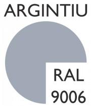 Culoare standard pentru casete structurale - ARGINTIU - Casete structurale - MBS - Culori