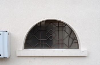 Gol acoperit cu PVC - Placi din PVC montate pe gard