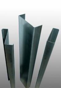 Profile zincate Z, C si U - Profile zincate MBS