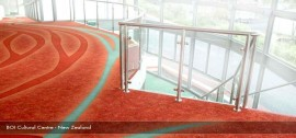 Mocheta de interior - BOI Cultural Centre - New Zealand - Mochete de interior - Spatii publice