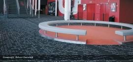 Mocheta de interior - Cinemaxx - Arhus Denmark - Mochete de interior - Spatii publice