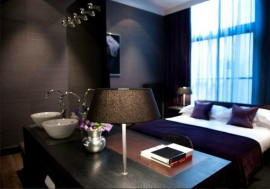 Tapet textil - Canal House, Amsterdam, Holland - Tapet textil - Domeniul hotelier