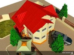 Casa lemn Prima Casa - Casa lemn Prima Casa