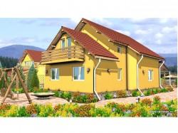 Casa lemn Raluca - Casa lemn Raluca