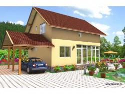 Casa lemn Teodora - Casa lemn Teodora